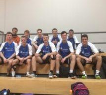 """Jugend trainiert Volleyball bei den """"großen Jungs"""""""