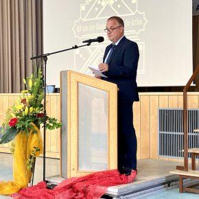 Bürgermeister Stefan Martus