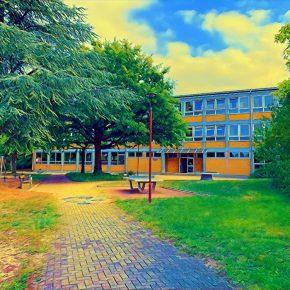 Neuer Schulweg