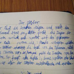 Gedicht Tristan