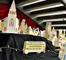 Kleinstadt in Bau II – Bethlehem 2020