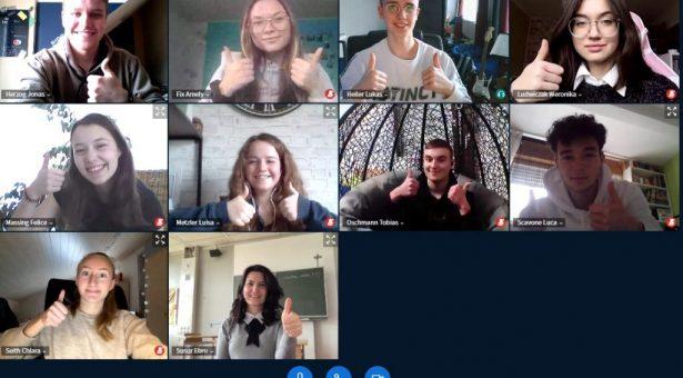 Lernen braucht Vorbilder – Tutoren unterstützen online