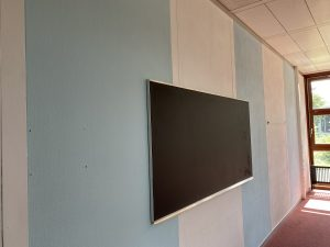 Klassenzimmer 8b