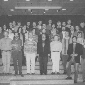 Das Kollegium im Jahr 1996/97