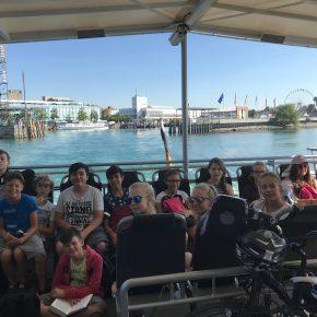 2018 07 Am Bodensee - Klassen 6 110