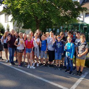 2018 07 Am Bodensee - Klassen 6 117