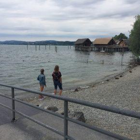 2018 07 Am Bodensee - Klassen 6 12