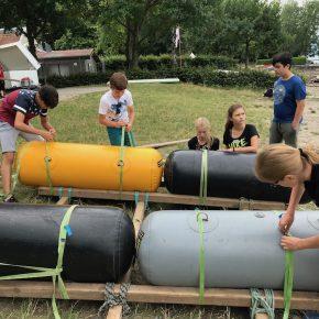 2018 07 Am Bodensee - Klassen 6 16