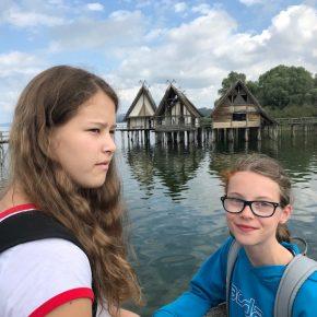 2018 07 Am Bodensee - Klassen 6 35