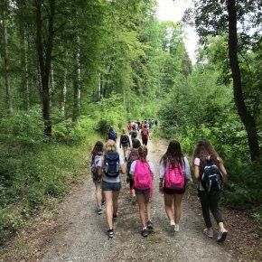 2018 07 Am Bodensee - Klassen 6 47