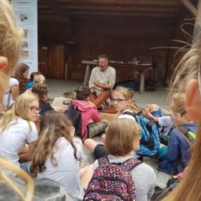 2018 07 Am Bodensee - Klassen 6 75