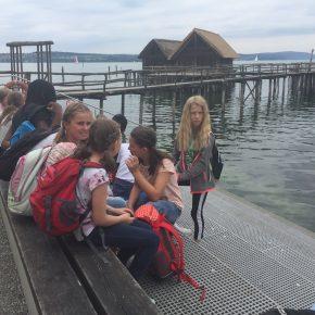 2018 07 Am Bodensee - Klassen 6 8
