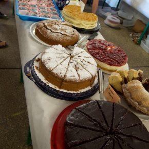 ... und Kuchen