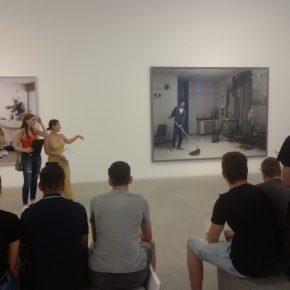 MUSEUM Bei Jeff Wall in MA 4
