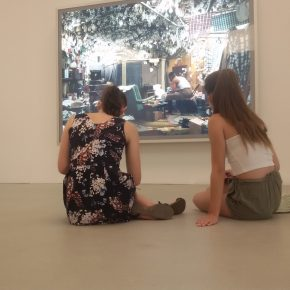 MUSEUM Isabelle Ronja Invisible Man