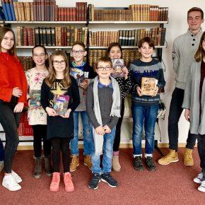 Unsere Lesesiegerinnen und Lesesieger